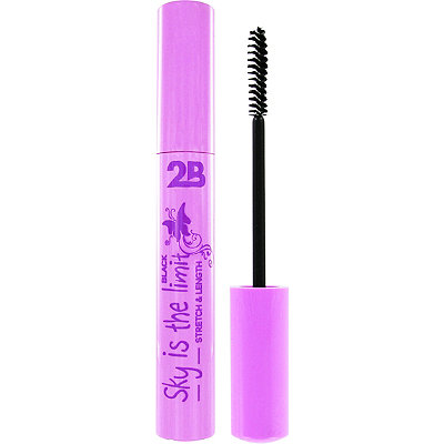 2B Colours Online Only Sky Is The Limit Black Mascara