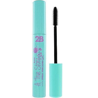 2B Colours Online Only A True Story Black Mascara