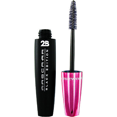 2B Colours Online Only Amazing Black Edition Mascara