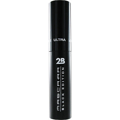2B Colours Online Only Ultra Volume Black Edition Mascara