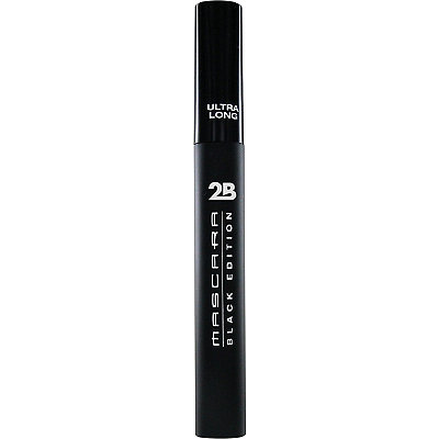 2B Colours Online Only Ultra Long Black Edition Mascara