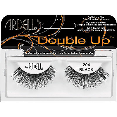 Double Up Black Lashes #204