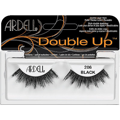 Ardell Double Up Black Lashes #206