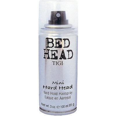 Tigi Travel Size Bed Head Hard Head Hairspray