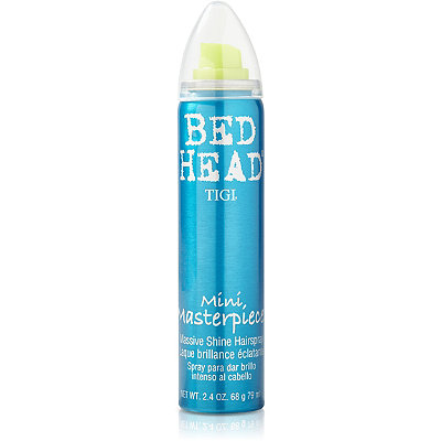 Tigi Travel Size Bed Head Masterpiece Shine Hairspray