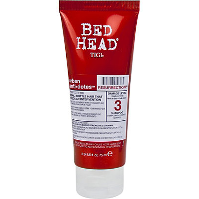 Travel Size Bed Head Resurrection Shampoo