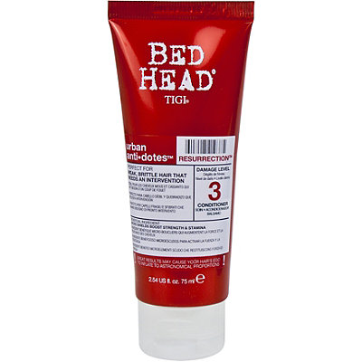 Travel Size Bed Head Urban Antidotes Resurrection Conditioner