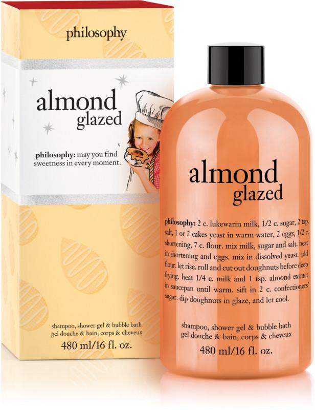 Almond Glazed Shower Gel
