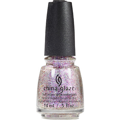 China Glaze Nail Lacquer With Hardeners Collection Color Ulta Violetulta Violet