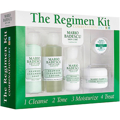 Mario Badescu The Regimen Kit-Combination/Dry