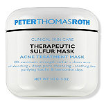 Therapeutic Sulfur Acne Masque