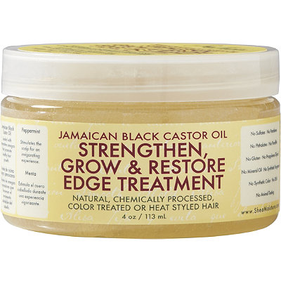 SheaMoistureJamaican Black Castor Oil Strengthen Grow %26 Restore Edge Treatment