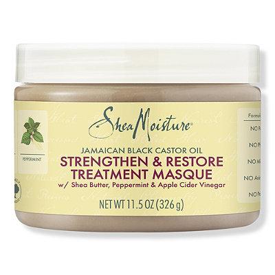 SheaMoistureJamaican Black Castor Oil Strengthen Grow & Restore Treatment Masque
