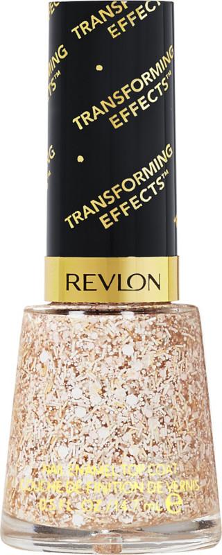 Revlon Transforming Effects Top Coat Pink Glaze