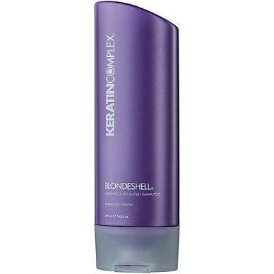 Keratin ComplexBlondeshell Debrass %26 Brighten Shampoo