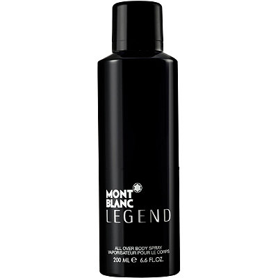 MontblancLegend All Over Body Spray