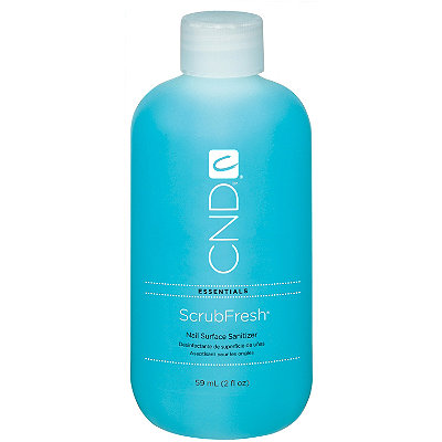 Cnd Scrub Fresh Nail Surface Sanitizer