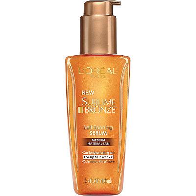 L'OréalSublime Bronze Serum