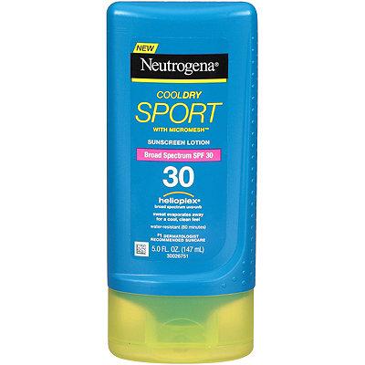 NeutrogenaCooldry Sport Lotion SPF 30