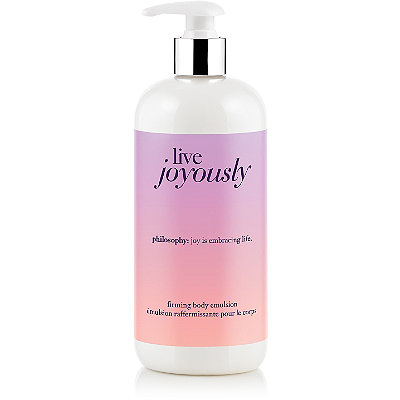Philosophy Live Joyously Firming Body Emulsion