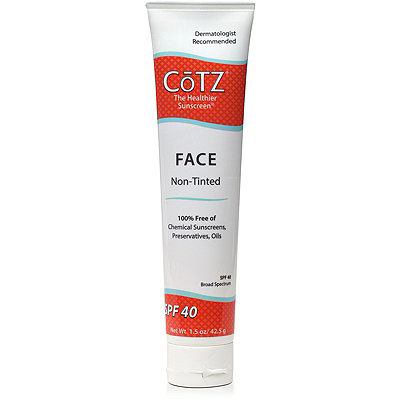 CoTz Face for Lighter Skin Tones SPF 40