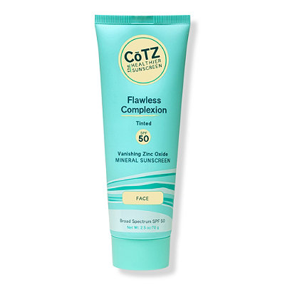 CoTzFlawless Complexion SPF 50