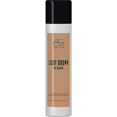 Light Brown Dry Shampoo