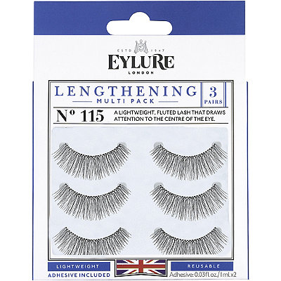 Lengthening Multi Pack Eyelashes No. 115