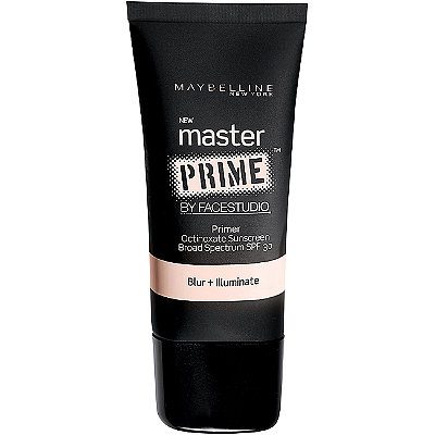 FaceStudio Master Prime Blur + Illuminate Primer
