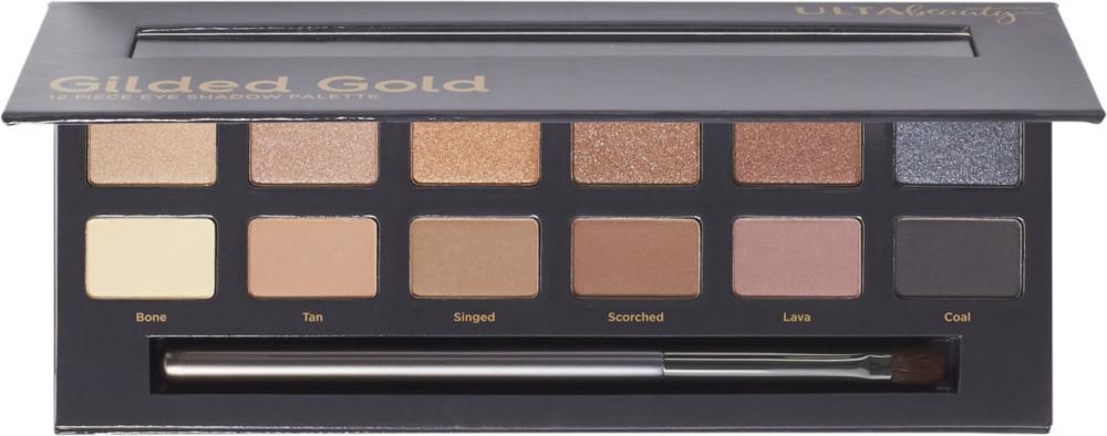 ULTA Gilded Gold Eyeshadow Palette  0311e4be2