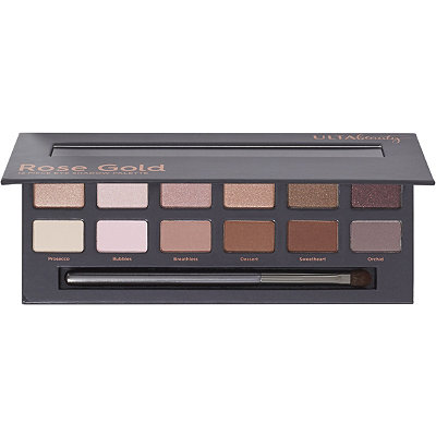 ULTA Rose Gold Natural Eyeshadow Palette