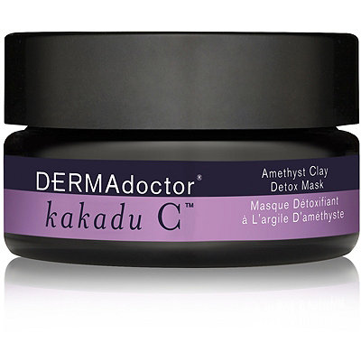 DermadoctorKakadu C Amethyst Clay Detox Mask