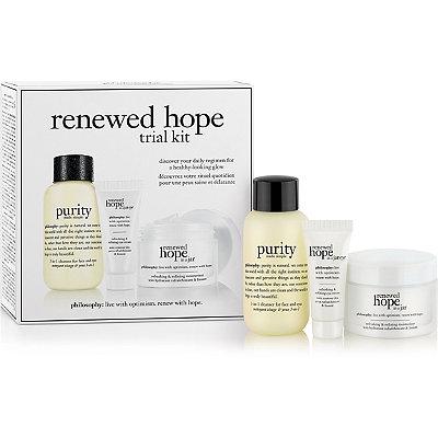 PhilosophyRenewed Hope Trial Kit