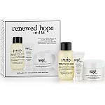 Philosophy Renewed Hope Trial Kit