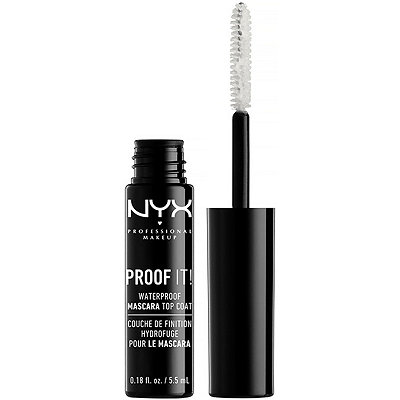 Nyx Cosmetics Proof It Waterproof Mascara Topcoat