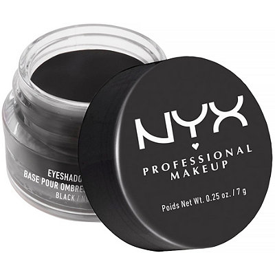 Nyx Cosmetics Black Eyeshadow Base