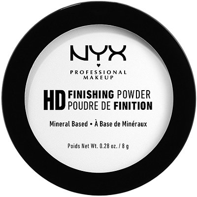 Nyx Cosmetics HD Finishing Powder