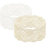 Capelli New York2 On A Card Stretch Lace Headwraps