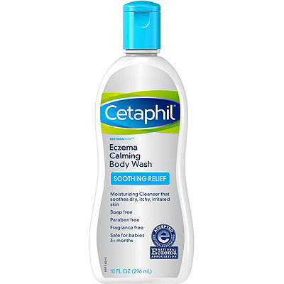 Cetaphil RestoraDerm Eczema Calming Body Wash