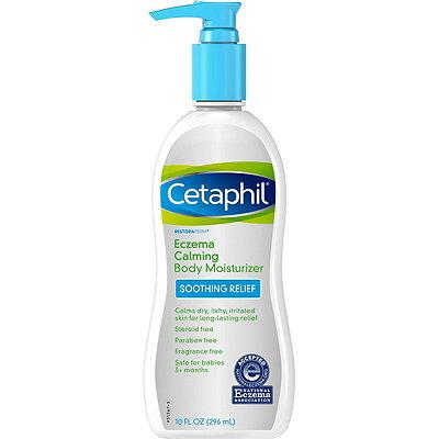 CetaphilRestoraDerm Eczema Calming Body Moisturizer