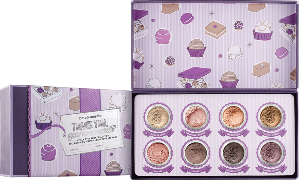 Check out bareMinerals Thank You, You're So Sweet 8 Pc Set - ShopYourWay