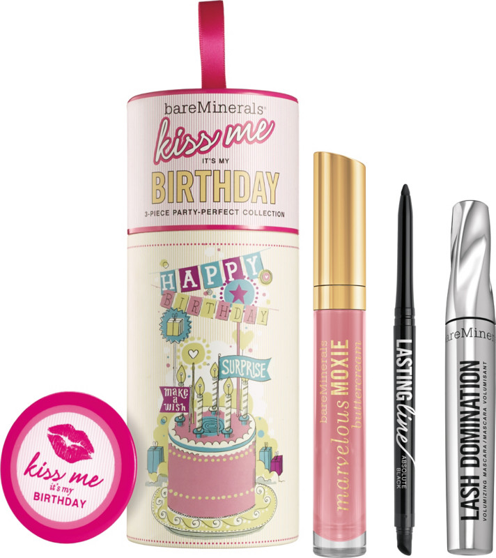 Check out bareMinerals Kiss Me, It's My Birthday 3 Pc Set - ShopYourWay