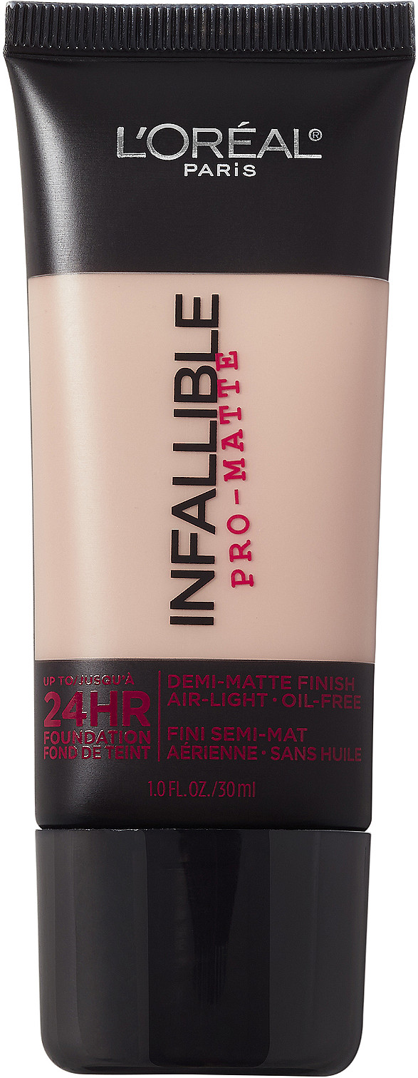 Loreal Paris Infallible Pro Glow Foundation 205 Natural Beige Lamp039oreal Total Cover Loral
