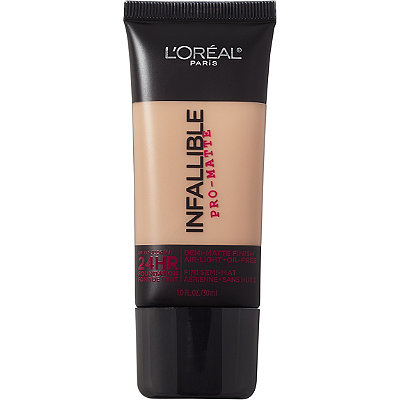 L'OréalInfallible Pro-Matte 24HR Foundation