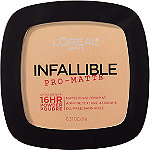 L'Oréal Infallible Pro-Matte 16HR Powder Sun Beige