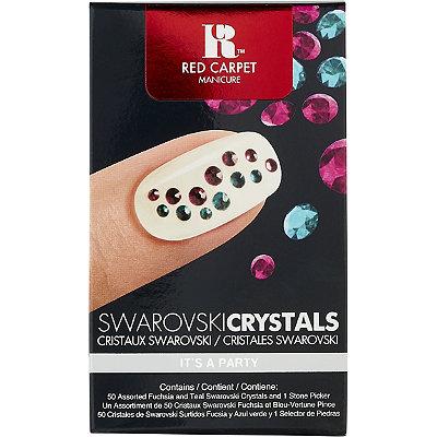 Red Carpet ManicureSwarovski Jewels