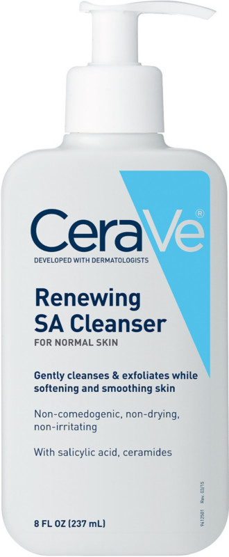 Renewing SA Cleanser For Normal Skin by cerave