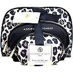 Adrienne VittadiniOnline Only Dome Shaped with Bow - Leopard 3 Pc Set