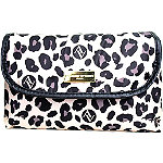 Adrienne VittadiniOnline Only Fold Out Cosmetic - Sand Leopard