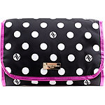 Adrienne VittadiniOnline Only Hanging Vanity Case - Polka Dots
